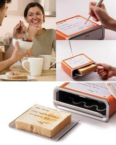 inventive toasters