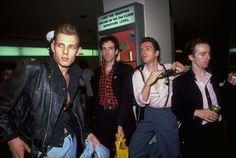 The Clash, New York City, 1981