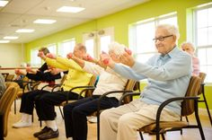 Rise and Shine: The Benefits of Early Morning Exercise for Older Adults Stretching Exercises For Seniors, Benefits Of Stretching, Benefits Of Exercise, Morning Workout Routine, Early Morning Workouts, Increase Stamina, Senior Fitness, Core Muscles, Muscle Groups