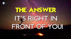 Abraham Hicks 2017 - The Answer It's Right In Front Of You!