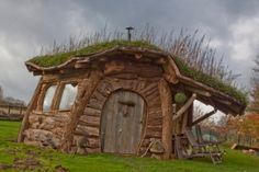 hobbit-like house