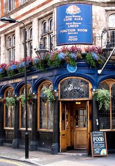"Bloomsbury Tavern - is a traditional pub from 1856 set in the heart of ""theatreland"" and close to the British Museum, London, England. England And Scotland, England Uk, London England, Oxford England, Cornwall England, Yorkshire England, Yorkshire Dales, British Pub, British Isles"
