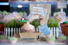 Details for this Peter Rabbit themed party