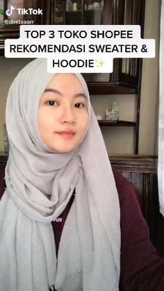 Look Fashion, Diy Fashion, Fashion Outfits, Fashion Tips, Best Online Clothing Stores, Online Shopping Clothes, Online Shop Baju, Hijab Style Tutorial, Casual Hijab Outfit