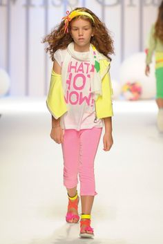 Children's Trend: Neons (The spring '13 Miss Grant line went bright.)