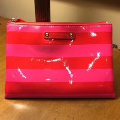 Kate Spade small Neda Wallet Small zip wallet with two interior pockets. 100% authentic. kate spade Bags Wallets