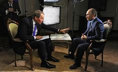 The day before his much-anticipated address to the UN General Assembly on Monday, CBS broadcast Charlie Rose's interview with Russian President Vladimir Putin for its season premiere of 60 Minutes. Understandably, the interview was cut and edited...