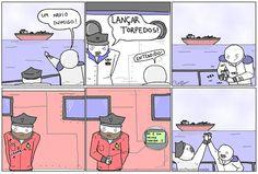 Lançar Torpedos
