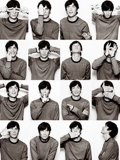 cillian murphy and his many faces <3