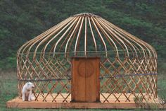 Башкирская юрта Vernacular Architecture, Passive House, Wooden House, Gazebo, Wolf Totem, Photo Wall, Yurts, Cottage, Outdoor Structures