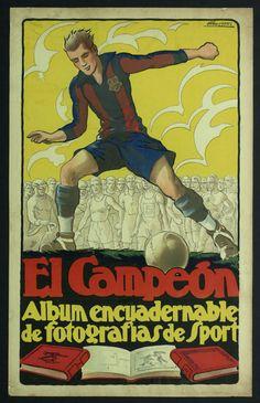 "Courtesy of the Biblioteca de Catalunya (http://www.bnc.cat): ""Campeón : álbum encuadernable de fotografías de sport"", 1929. (Rights Reserved - Free Access) http://www.europeana.eu/portal/record/91906/13920DCAF657350078B996F66FDAB561BB96DB3F.html"