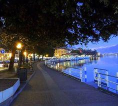 Italy -Lake Iseo Impressions -  Lovere Lake Walk - www.iseosee.info