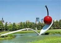 see the sppon! minneapolis sculpture garden