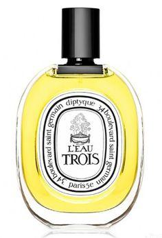 L'Eau Trois Diptyque perfume - a fragrance for women and men 1975