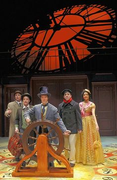 Around the World in 80 Days -Pittsburgh Public Theater