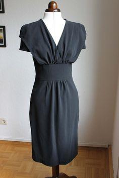 Burda dress pattern- Possible wedding reception dress?