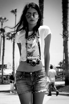 Venice Beach by Brian Morris, via Behance