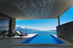 Modern Villa with Heated Infinity Pool and Impressive Panoramic Sea View - villascroatia.net