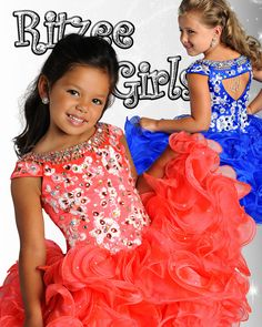 Cheap Flower Girl Dresses, Buy Directly from China Suppliers: Wedding Dress Flower Girl Dress Cheap Pageant Dresses, Little Girl Pageant Dresses, Toddler Flower Girl Dresses, Wedding Flower Girl Dresses, Toddler Dress, Formal Dresses, Girl Cupcakes, Wedding Events, Ball Gowns