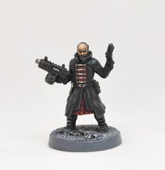 Miniatures of the North: #ShoutOut# Anvil Industry: Afterlife- Isaias Cortez