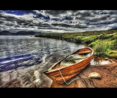 Boat ... Landscape ... HDR combo - Canon Digital Photography Forums