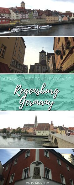 Never heard of Regensburg? This Bavarian city is a gem, and draws visitors from around the world. Here's what you need to know to visit Regensburg.