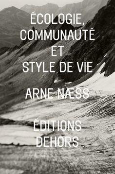 Ecologie, communaute et style de vie / Afeissa Hicham, Stéphane, Arne Naess, 2013 http://bu.univ-angers.fr/rechercher/description?notice=000592447