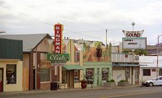 Route 66 - Kingman, Arizona, we drove past this on our way to Vegas and the Hoover Dam