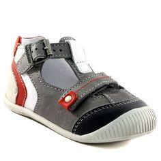 001A BABYBOTTE PLUTO GRIS www.ouistiti.shoes le spécialiste internet  #chaussures #bébé, #enfant, #fille, #garcon, #junior et #femme collection printemps été 2017