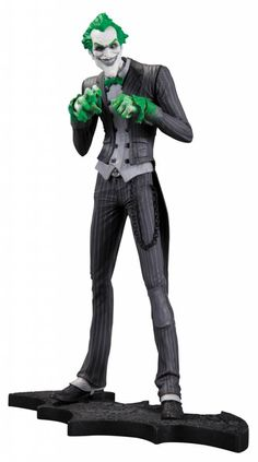 Batman Arkham City The Joker Statue - The Movie Store