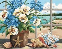 Personaliza todo con Arkes: Cuadros para pintar con pinturas preparadas