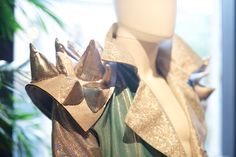 """Detail of costume from """"The Masked Saint"""" at CAFTCAD Celebrates Costume, September 9th, 2014"""