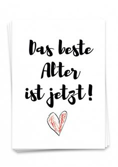 Postkarten online kaufen ♥ | Ulrike Wathling | Ulrike Wathling Happy Hour, Playing Cards, Poster, Pictures, Cassette Tape, Types Of Font Styles, Funny Sayings, Sticker, Studying