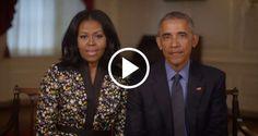 Michelle y Barack Obama harán un descanso para estar en familia - CiberCuba