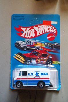 Hot Wheels Letter Getter 1980