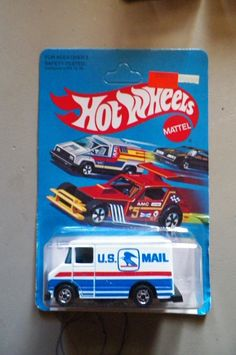 Hot Wheels Letter Getter 1980