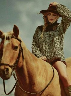 Yeah right, if only you could actually ride horses in that get up haha! Horse Fashion Photography Learn about www. Foto Cowgirl, Cowgirl Style, Horse Love, Horse Girl, Equine Photography, Photography Poses, Western Photography, Horse Fashion, Photo D Art