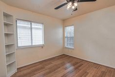 5015 Azalea Meadow Katy, TX 77494: Photo Secondary Bedroom with Bamboo laminate floors