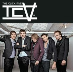 I love the Click Five, even though they're virtually unknown in the US :(