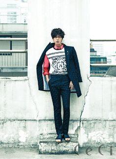 Park Hae Jin - Ceci Magazine April Issue 13