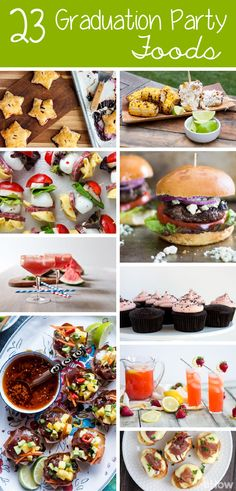 graduation celebration fun graduation food Simple Food Ideas for a Graduation Party Graduation Party Foods, Graduation Celebration, Grad Parties, Graduation Ideas, Nurse Party, Graduation 2016, Graduation Open Houses, Berry Pie, Partys