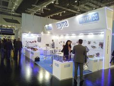 Our & Construction Services for Myrra in SPS IPC Drives Nuremberg Exhibition Stand Builders, Exhibition Booth, Construction Services, Stand Design, Eastern Europe, Exhibitions, Photo Wall, Germany, France