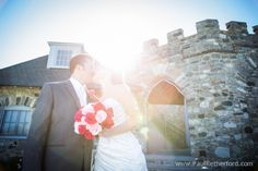 Charlevoix Michigan Castle Farms Knights Courtyard Spring Wedding Photography photo by Paul Retherford #CastleFarms