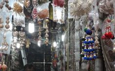 Kinari Bazaar in Delhi : Design Your Own Trousseau!!! — Peaches and Blush