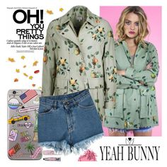 """YEAH BUNNY"" by gaby-mil ❤ liked on Polyvore featuring Bobbi Brown Cosmetics, Soap & Paper Factory, iphone and case"