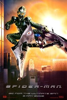 Spider-man (2002) Willem Dafoe was the best green goblin EVER