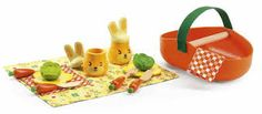 Djeco - Jojo's picnic set