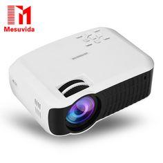 >> Click to Buy << RUISHIDA 20I Mini Home Cinema Theater HD LCD Projector USB VGA 2000 Lumens 800*480 Pixels Video MicroTeaching Projector #Affiliate