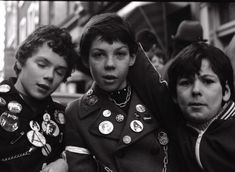 Punk kids!!!