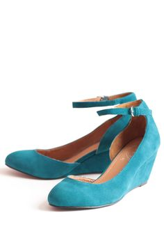 Ruche's classy & cute vintage inspired shoes | Offbeat Bride